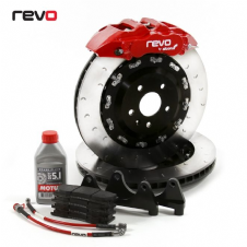 Focus RS MK2 Revo Big Brake Upgrade Kit Mono 6